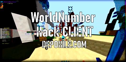 Minecraft WorldNumber Client İndir Yeni Hile Koruması Çalışıyor
