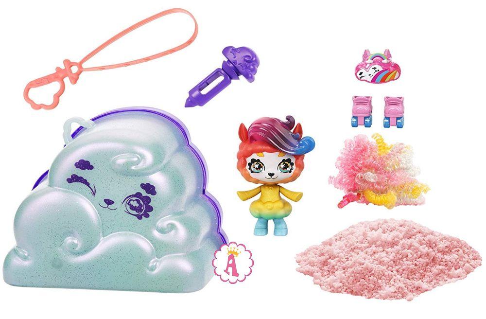 Что внутри игрушки сюрприза в тучке Mattel Cloudees
