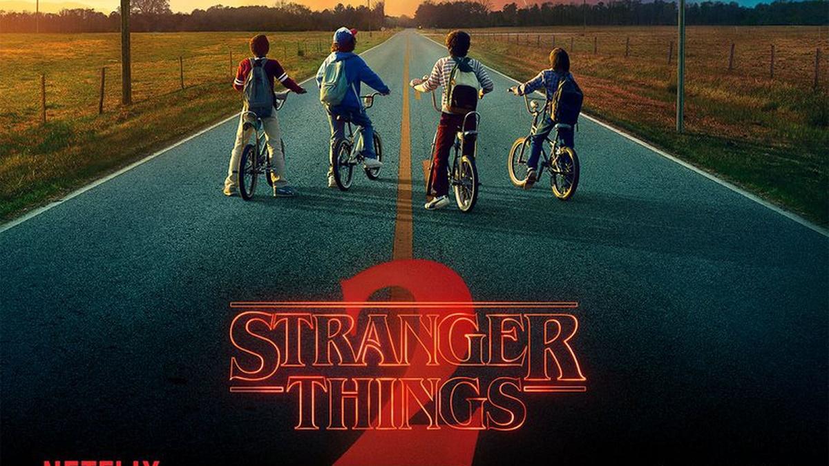 Descargar Stranger things 2 Español Latino