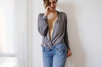 diy embellished pearl jeans francinesplaceblog