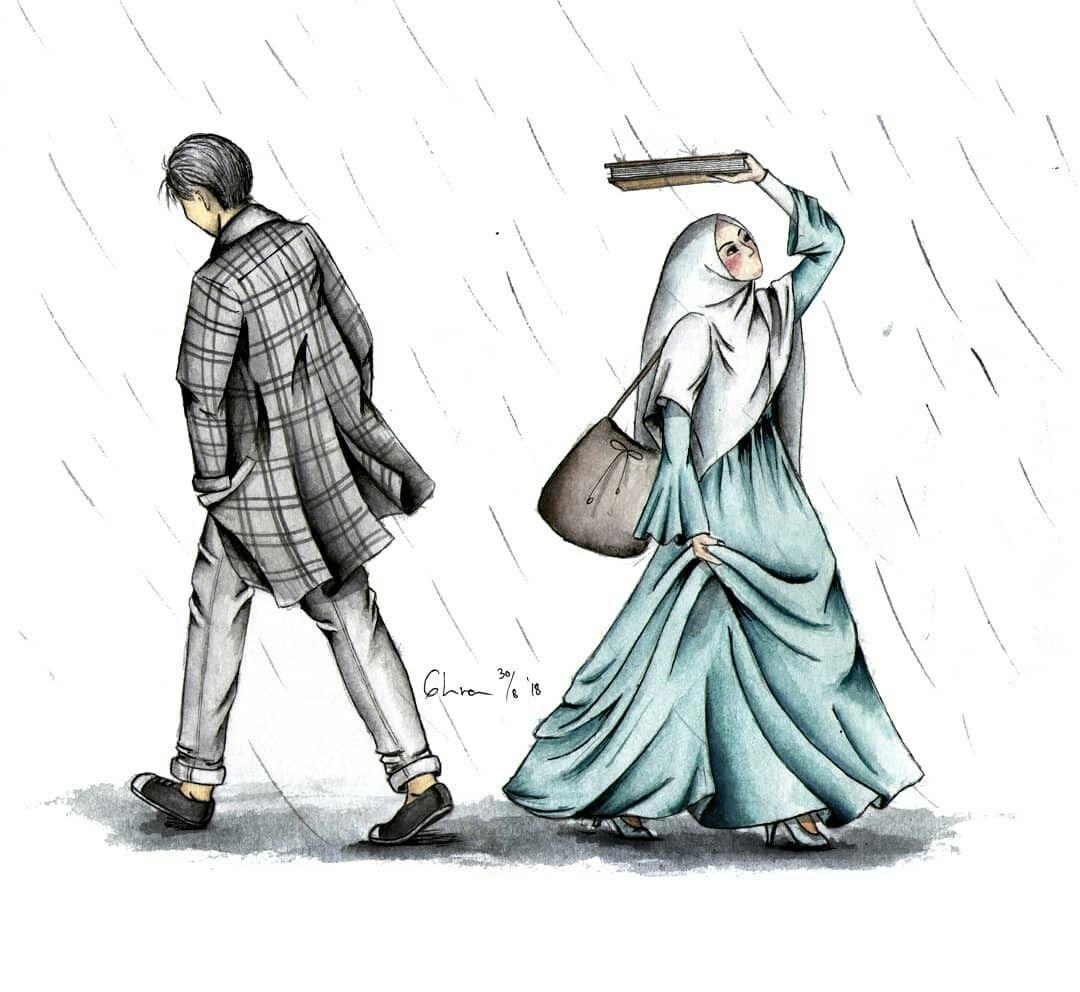 Gambar Kartun Wanita Romantis Kumpulan Kartun Romantis Parf 3 Blog Ely Setiawan