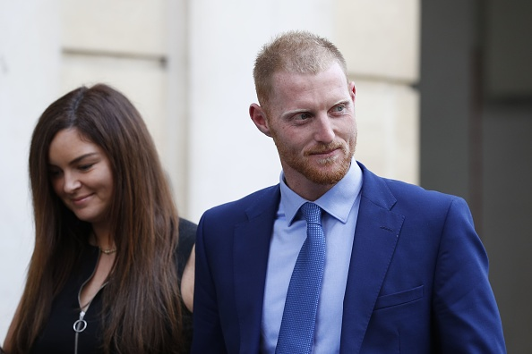 Ben Stokes' wife Clare clarifies reports claiming the England all-rounder choked her at the party