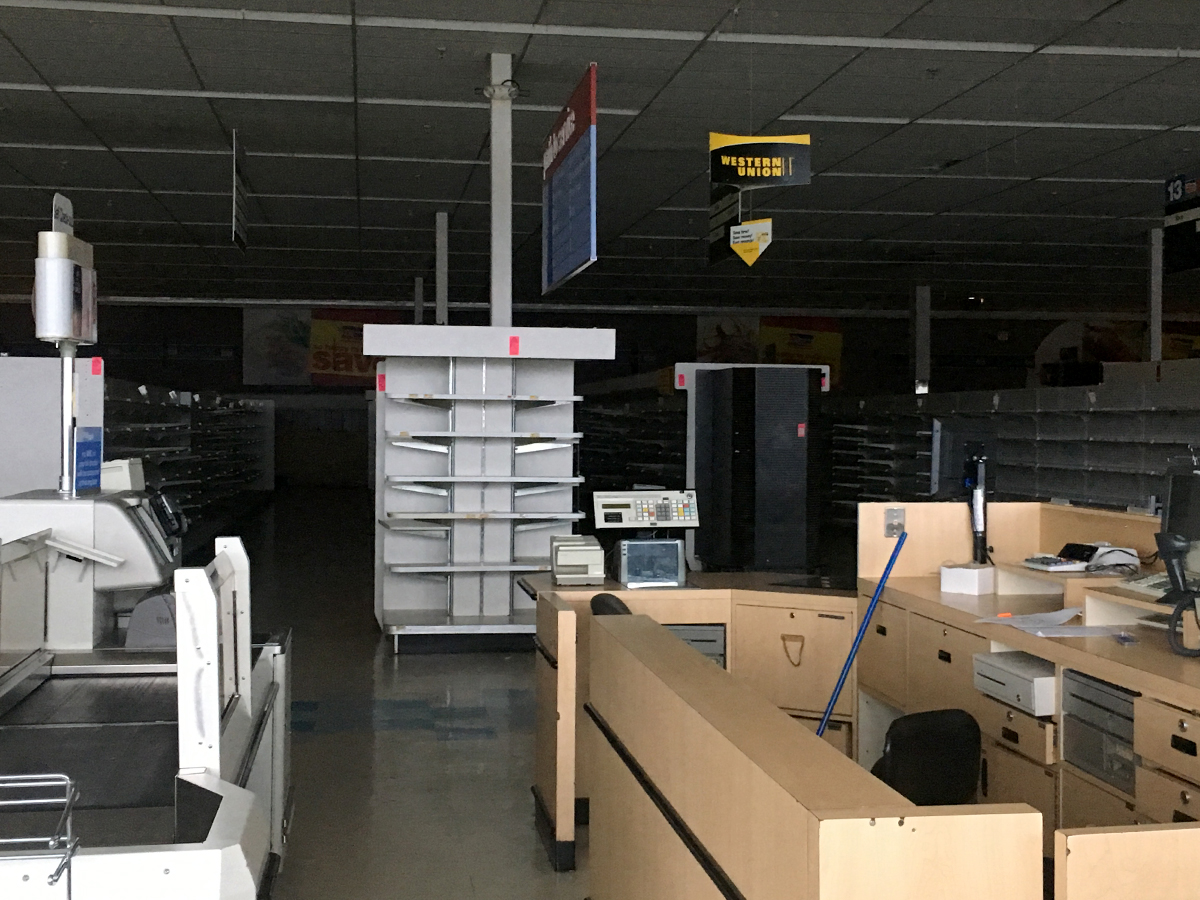 Acme Style: Abandoned Kmart and Pathmark – Hazlet, NJ