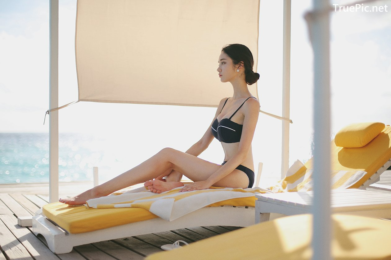 Image Korean Fashion Model - Jeong Hee - Bikini That Stained My Heart - TruePic.net - Picture-6