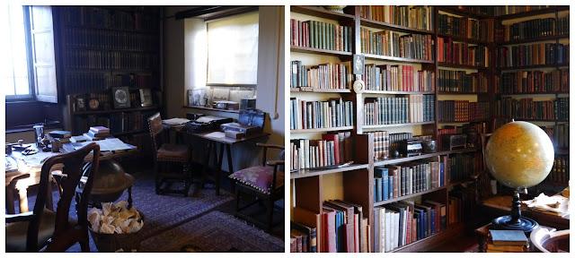 Rudyard Kipling's study at Bateman's