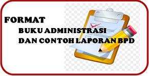 Format Buku Administrasi BPD