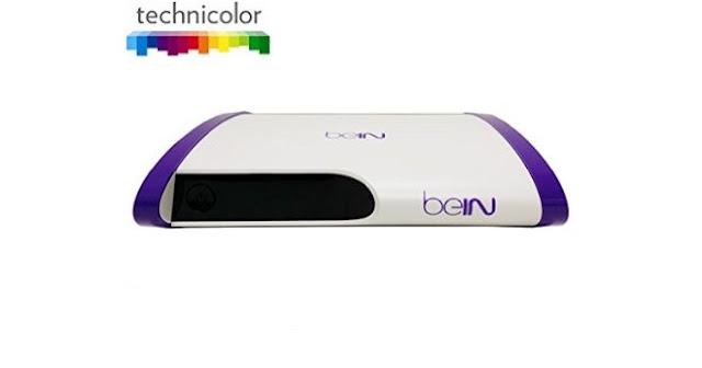 تحديث جهاز بي ان سبورت تكنوكلر bein sport Technicolor