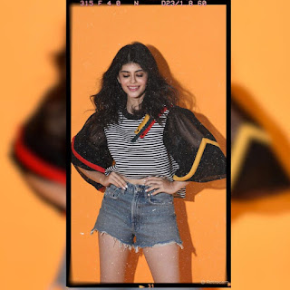 Who is Sanjana Sanghi | Hot And beautiful Sanjana Sanghi