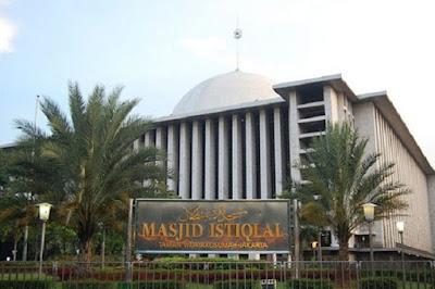 Mesjid tempat ibadah umat beragama Islam - berbagaireviews.com