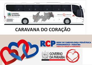 Picuí receberá Caravana do coração em 12 de julho