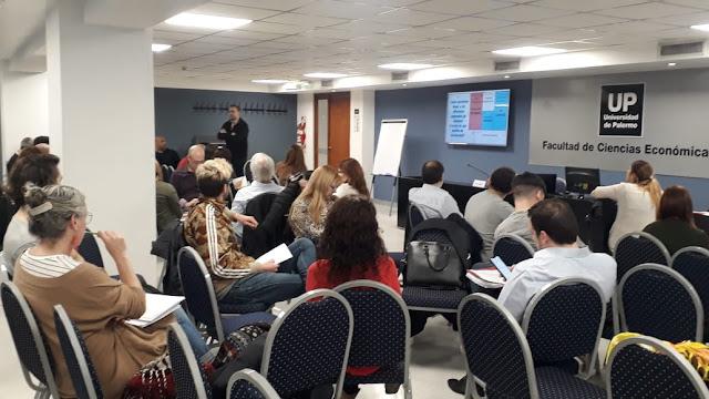 Design Thinking: Primer Encuentro 19/9 #CEDEX @UdePalermo @ASEA_Arg @InvestTradeARG
