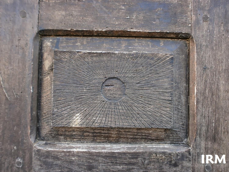 Puerta Cole Decorada Portal Belen