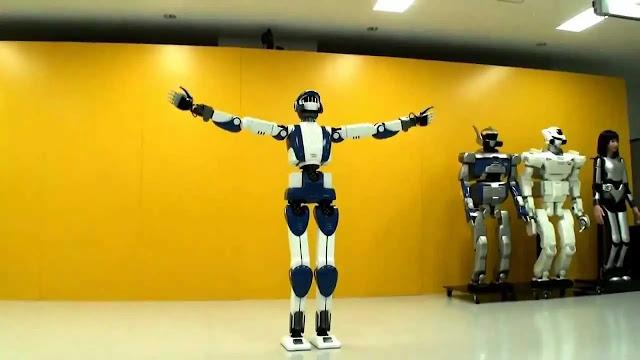 Kawada HRP-4 Teknologi Robot Canggih Terkini 2020