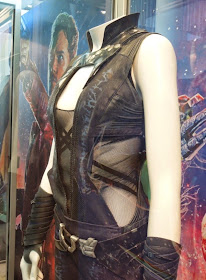Gamora Guardians of the Galaxy costume detail