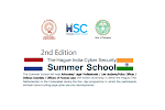2nd Edition of the Hague India Cyber Security Summer School from 3rd – 7th June 2019 - NALSAR University of Law, Hyderabad