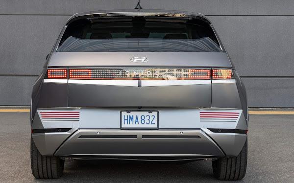Hyundai Ioniq 5 chega aos EUA para enfrentar VW ID.4 e Tesla Model Y