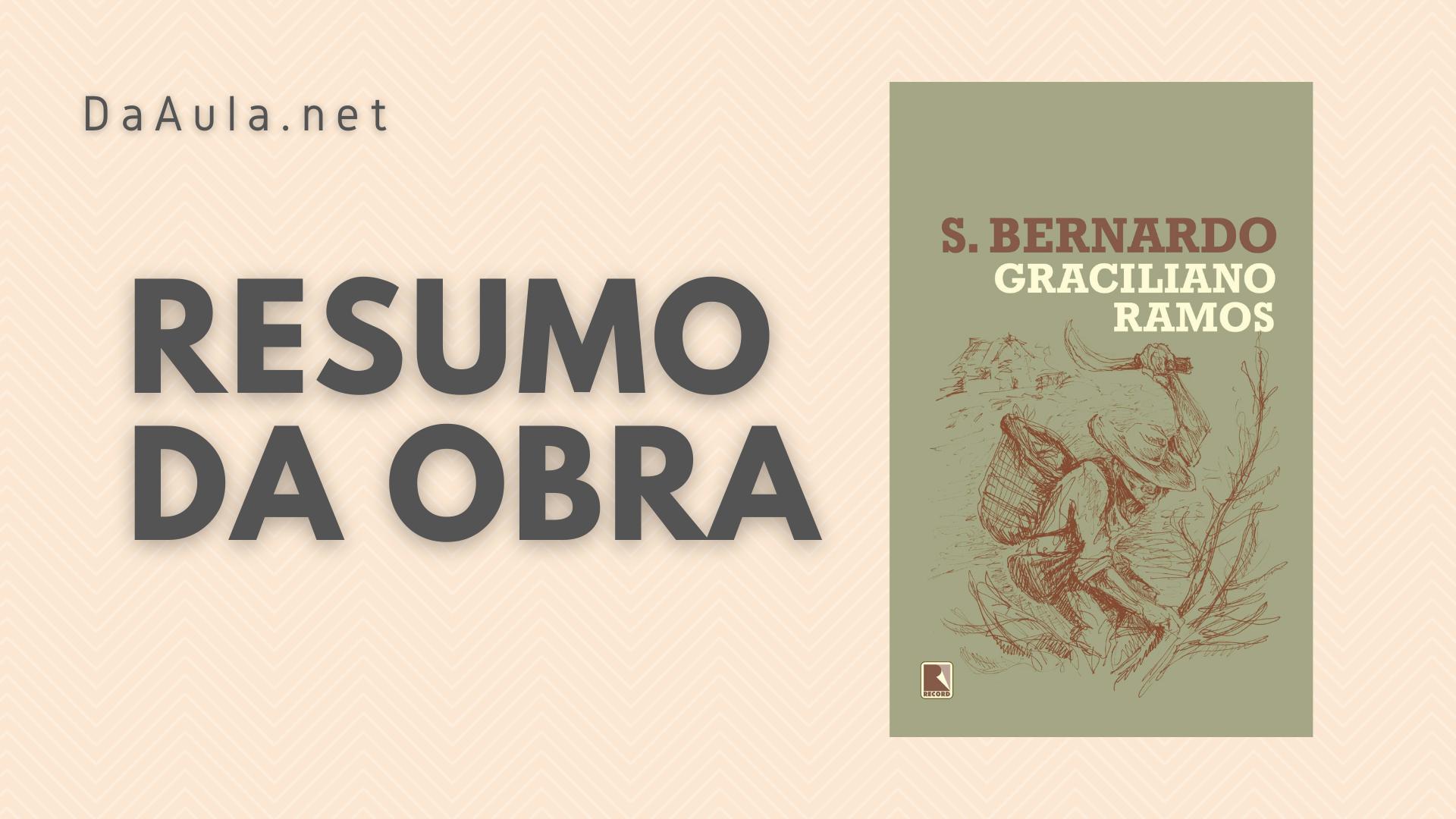 São Bernado de Graciliano Ramos: Resumo da Obra