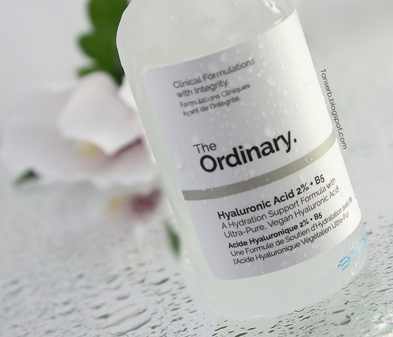 Сыворотка c гиалуроновой кислотой The Ordinary Hyaluronic Acid 2% + B5