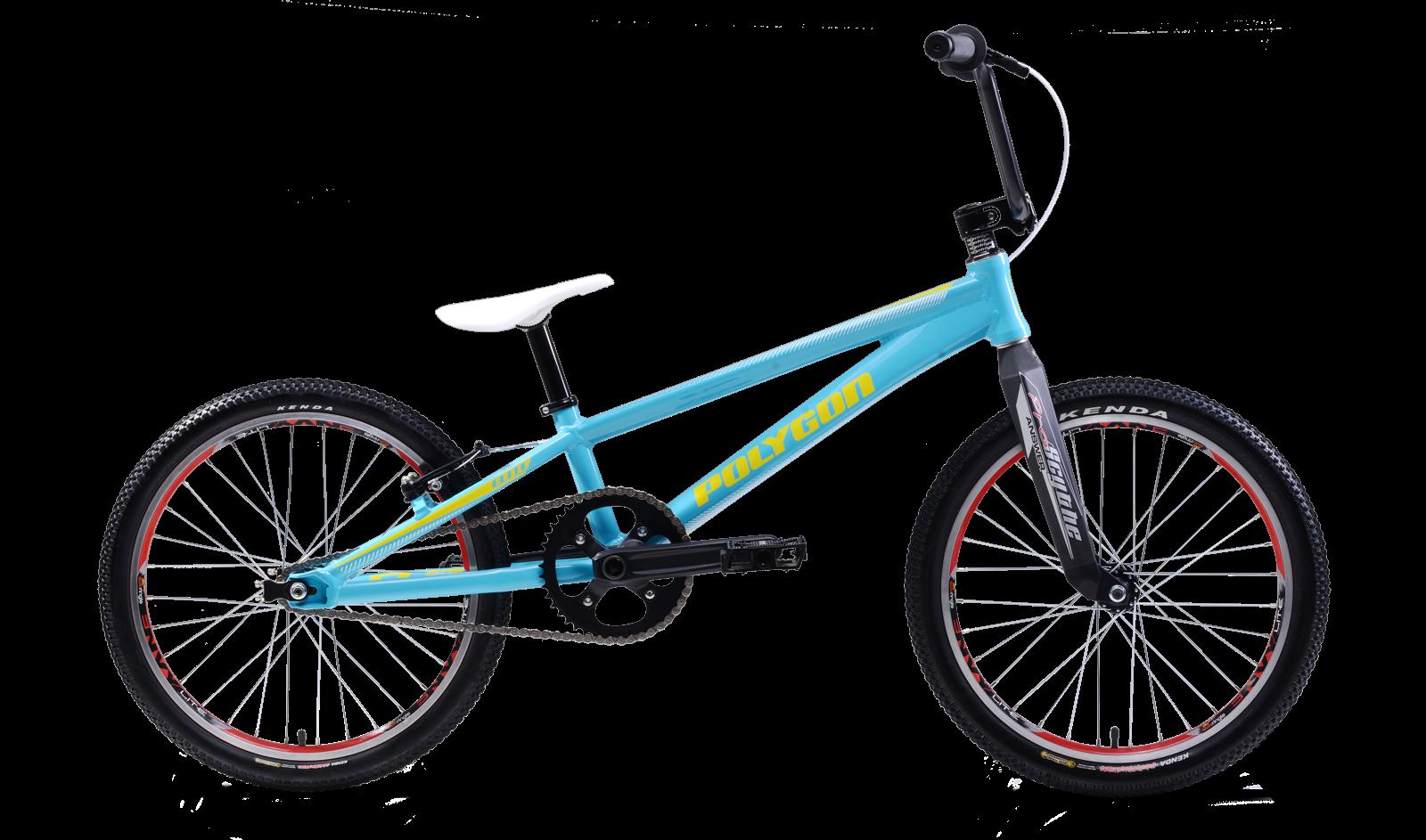 Spesifikasi Dan Harga Sepeda Razor BMX Race Polygon SAM