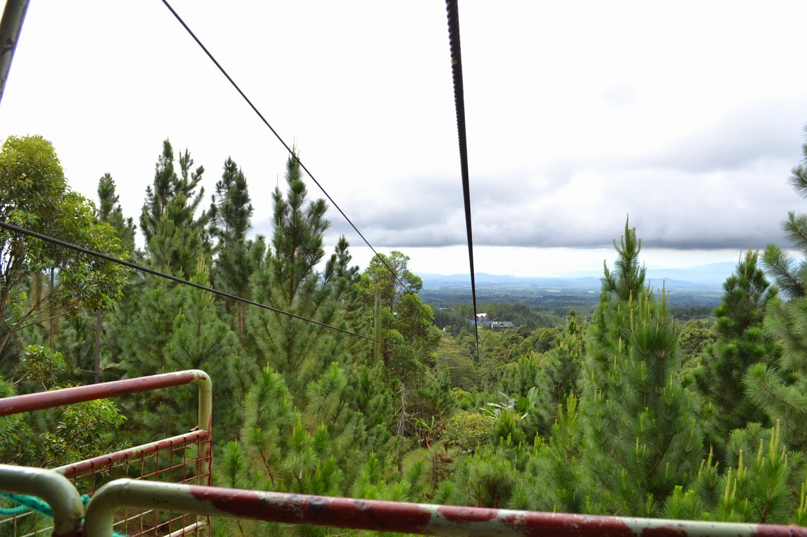 Zip Line at Dahilayan glensevilla.com