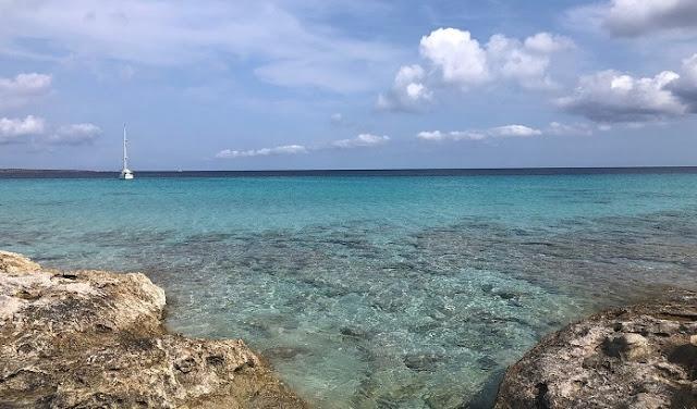 Playa de Ses Illetes - Spanyol