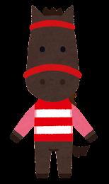 競走馬のキャラクター3