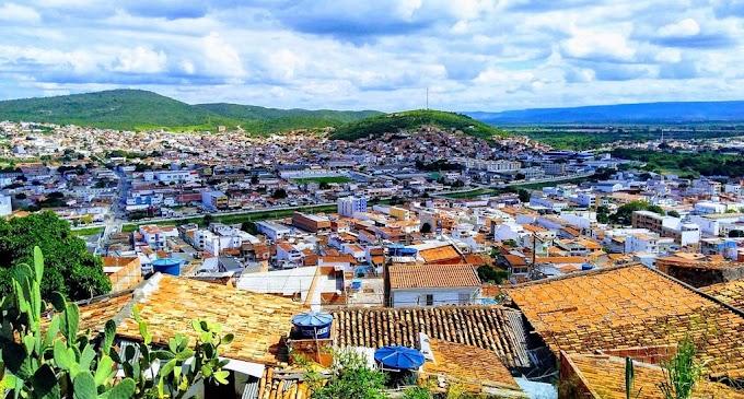 Mais de 70 ruas foram pavimentadas no município de Jacobina