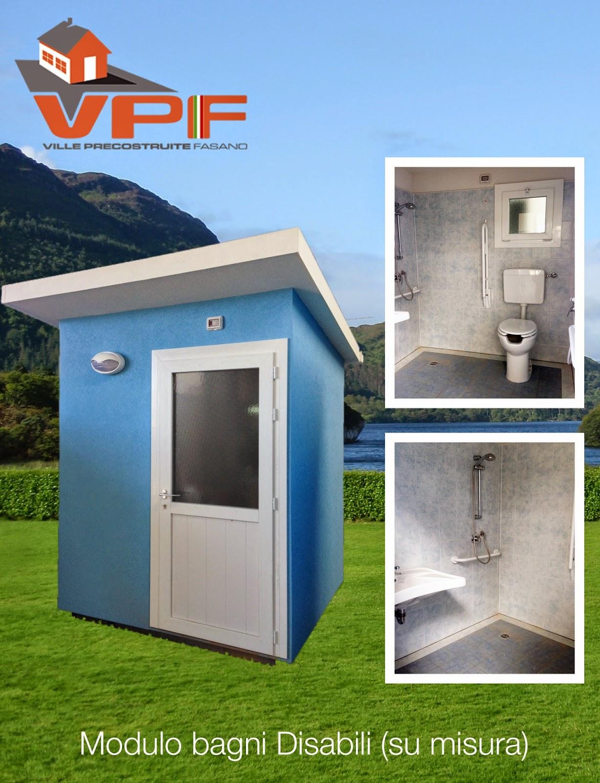 Vpf case mobili - Moduli bagno prefabbricati ...