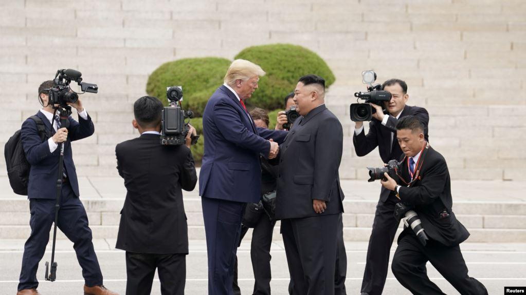 Las relaciones entre el presidente de EE.UU., Donald Trump, y el líder norcoreano Kim Jong Un podrían estarse deteriorando una vez más / REUTERS