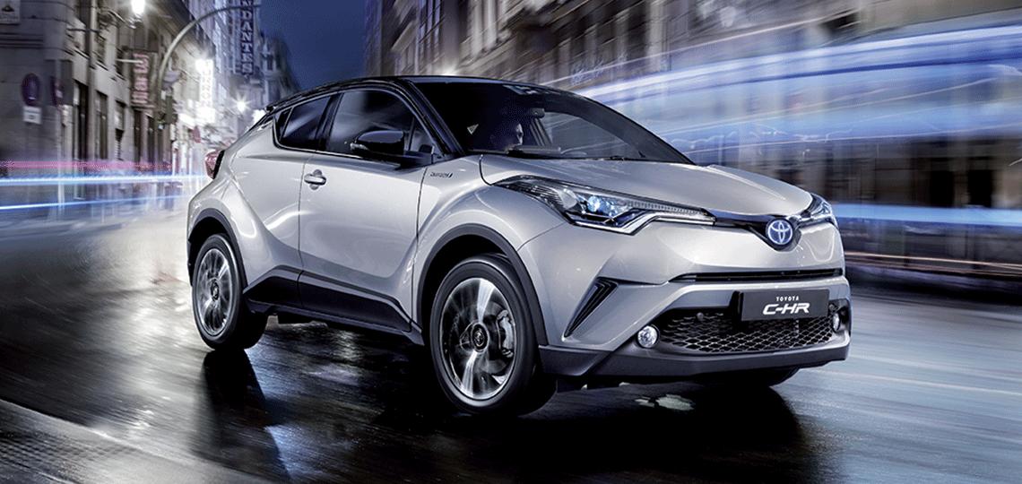 Quanto costa la Toyota C-HR e versioni: costo a partire da...