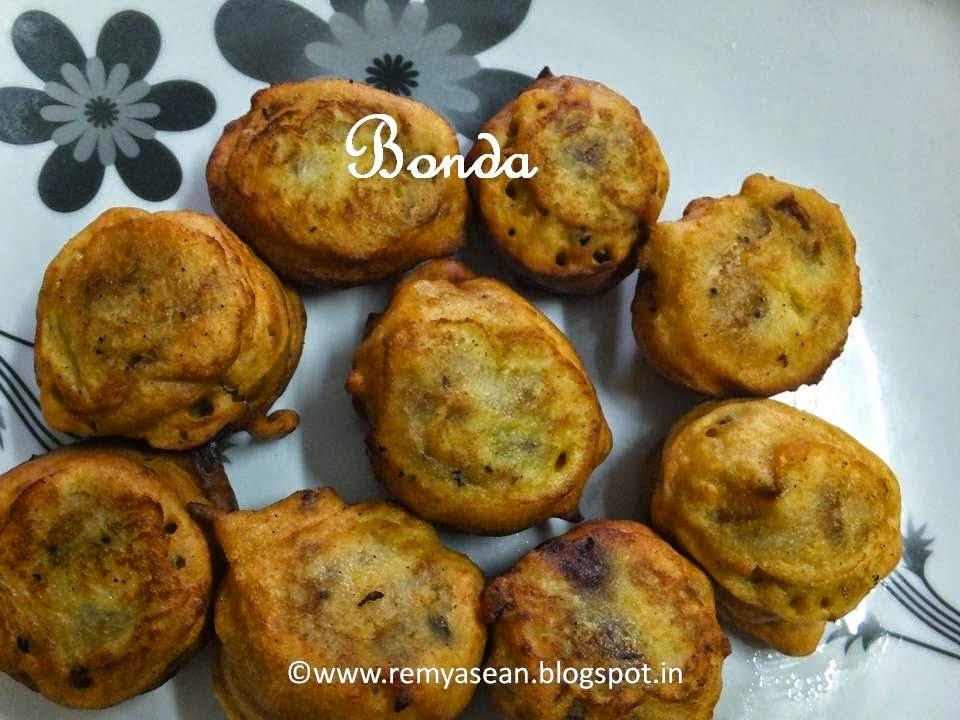 Remmy's Kitchen: Kerala snacks recipes