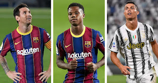Barcelona kid Ansu Fati becomes the most expensive player with staggering €80m valuation in football history at the age of 17 beating Messi and Ronaldo.
