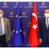 Η ΕΕ προανήγγειλε διαπραγματεύσεις Ελλάδας-Τουρκίας για τους υδρογονάνθρακες