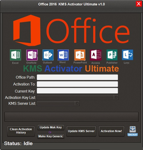 Office 2016 KMS Activator Ultimate 1.2 - KMSPico Final