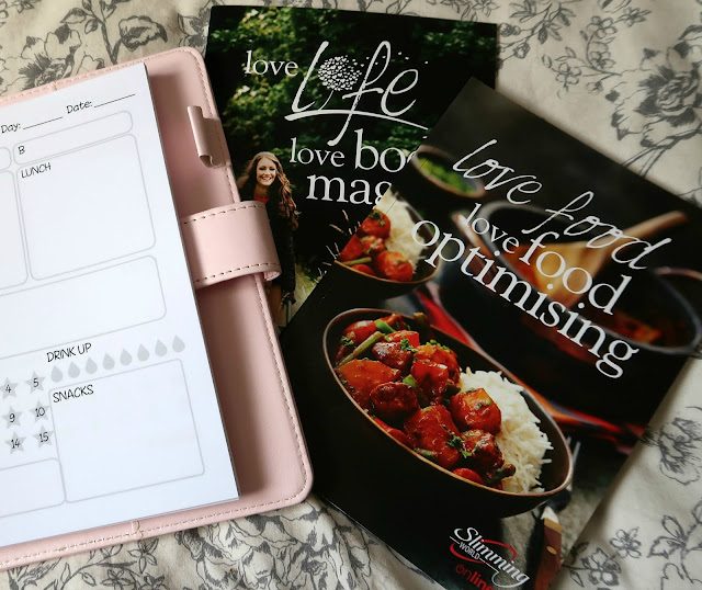 Danielle Levy, Slimming World, Busy Bee meal planner, Busy Bee Slimming World Planner,