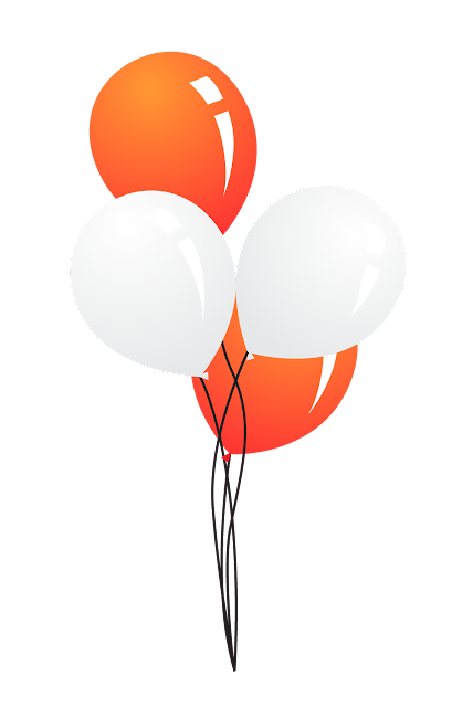 balon merah putih