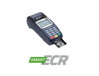 SAM4s cash register credit card interface