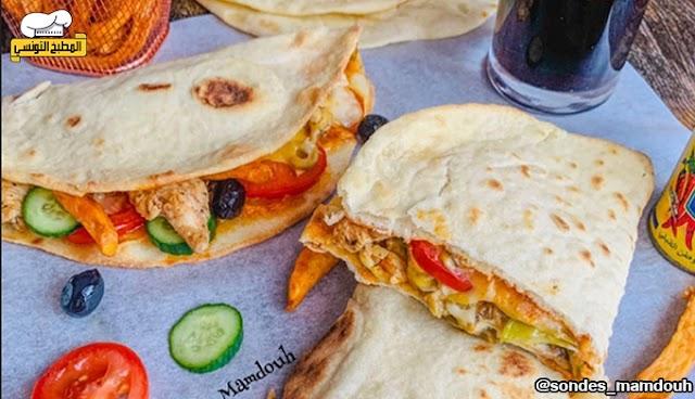 مقلوب تونسي - المطبخ التونسي