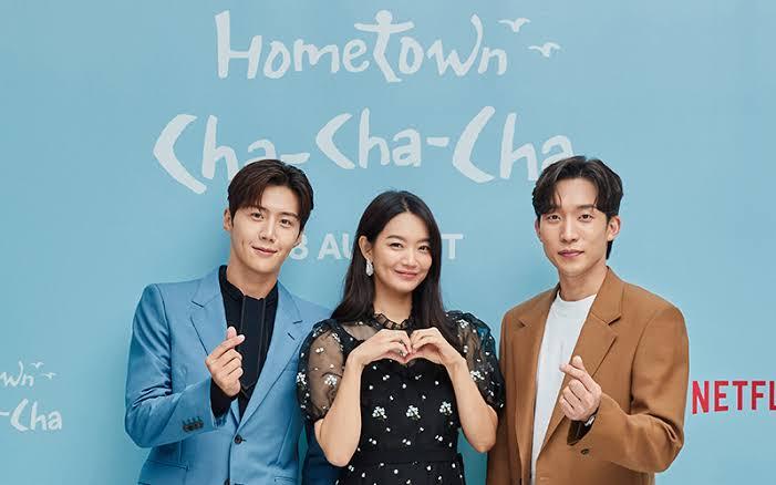 Hometown Cha-Cha-Cha (2021) WEBDL