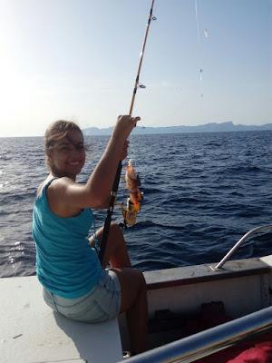 Excursión de Pescaturismo en Alcúdia