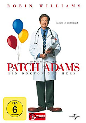 Patch Adams 1998 Dual Audio Hindi 720p BluRay 950mb