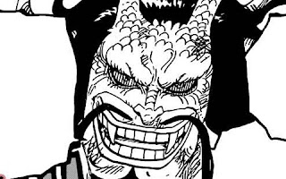 Review One Piece Manga One Piece Chapter 1008