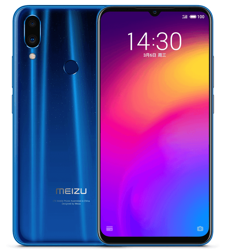 Meizu Note 9 poster spotted in the Philippines, may launch soon!