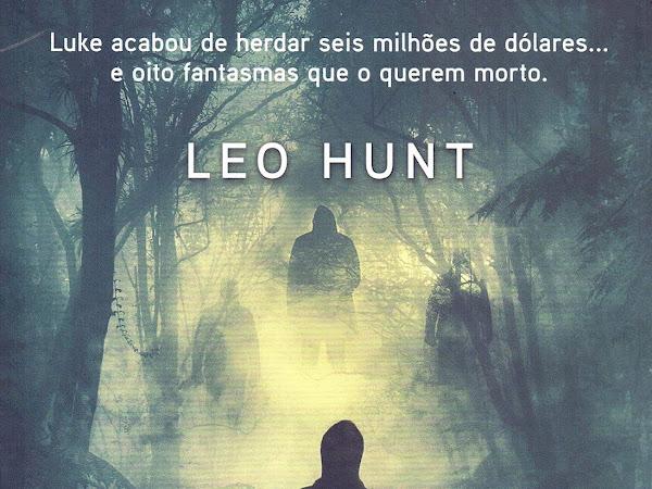 Resenha: 13 Dias de Meia-Noite - Leo Hunt