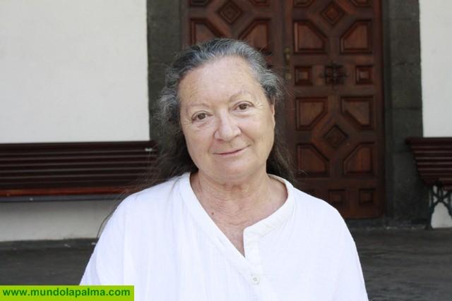 El Cabildo otorgará el título de Hija Adoptiva de La Palma a la escritora Elsa López