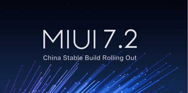Update MIUI 7.2