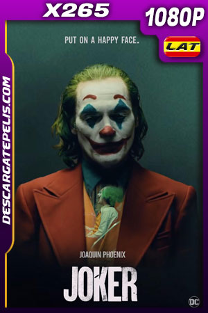 Joker (2019) 1080p x265 10bit Latino – Ingles