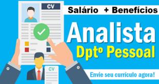 Analista de DP
