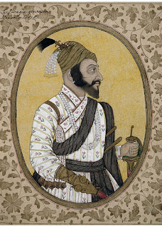 Shivaji - most powerful warrior in Indian history