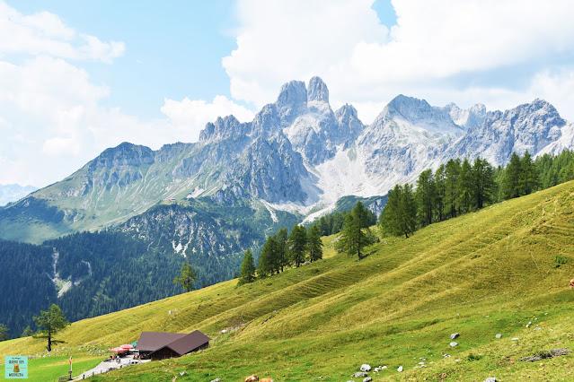 Ruta por Austria